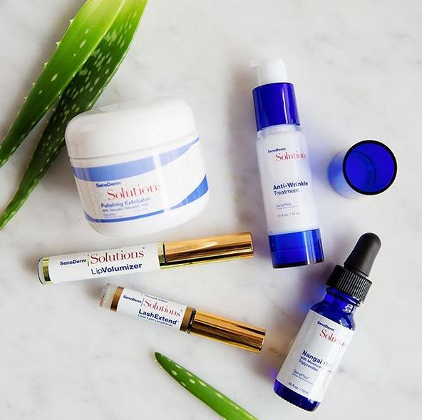 Product Shot SeneDerm Solutions