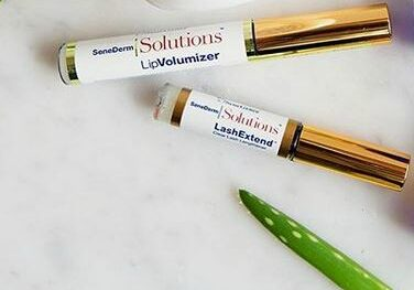 Product Shot Lash Extend & Lip Volumizer